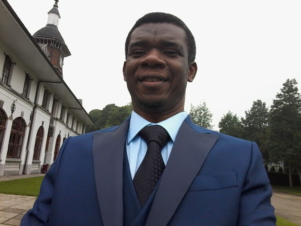 Pastor Kenneth Brown
